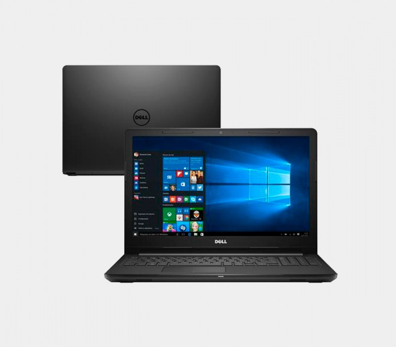Notebook Dell Core i3-6006U 4GB 1TB Tela 15.6� Windows 10 Inspiron I15-3567-A10P